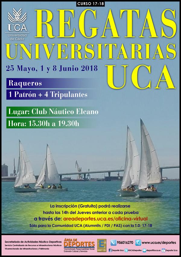 Regatas Universitarias UCA